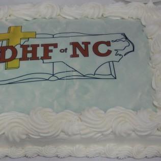 DHF of NC CAKE