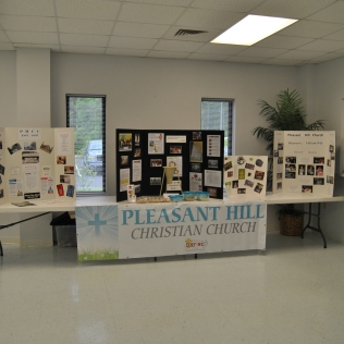 PLEASANT HILL DISPLAY