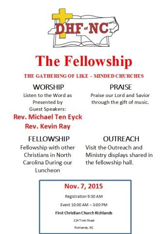 Gathering - 11-7-2015