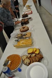 Great desserts!