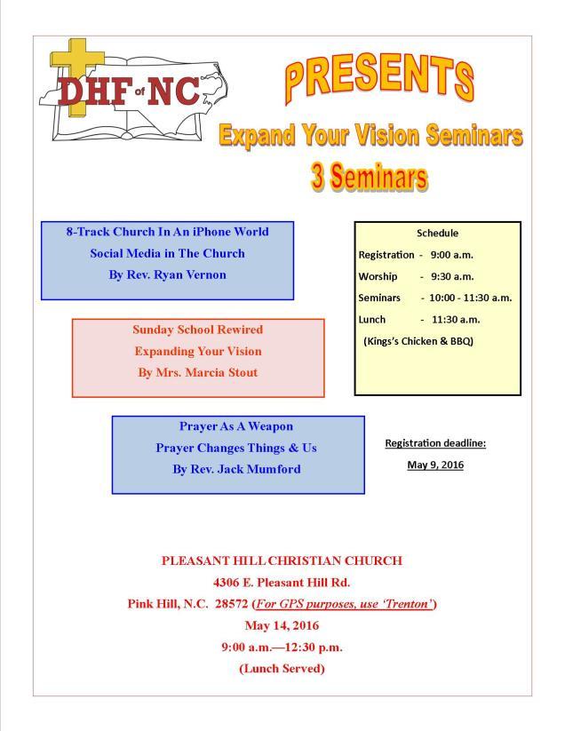 Seminar Poster 5-14-2016